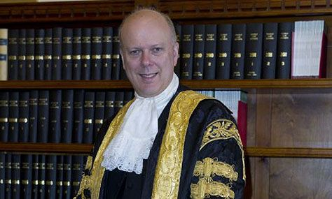 Chris Grayling appoints Queen's Counsel