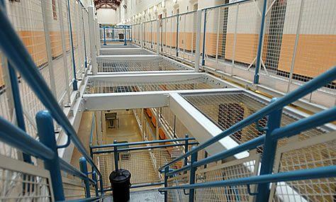 High security prison in TV spotlight